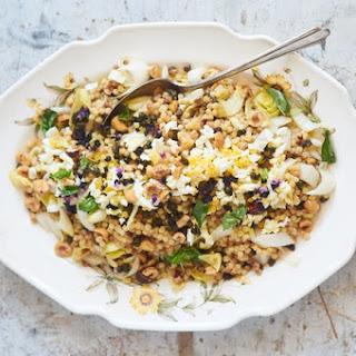 Fregola Sarda, the Perfect Lunchy Brunch Dish.