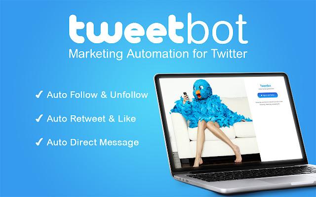 Tweetbot: Marketing Bot for Twitter™