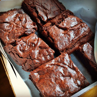 Bittersweet Brownies Recipe