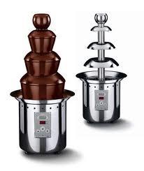 Fontaine de chocolat +/- 150 personnes