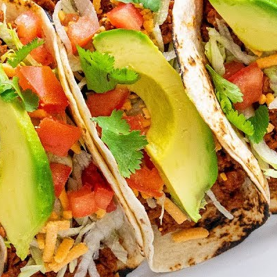 Beyond Meat Tacos