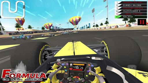 Télécharger Formula Car Racing Simulator mobile No 1 Race game apk mod screenshots 5