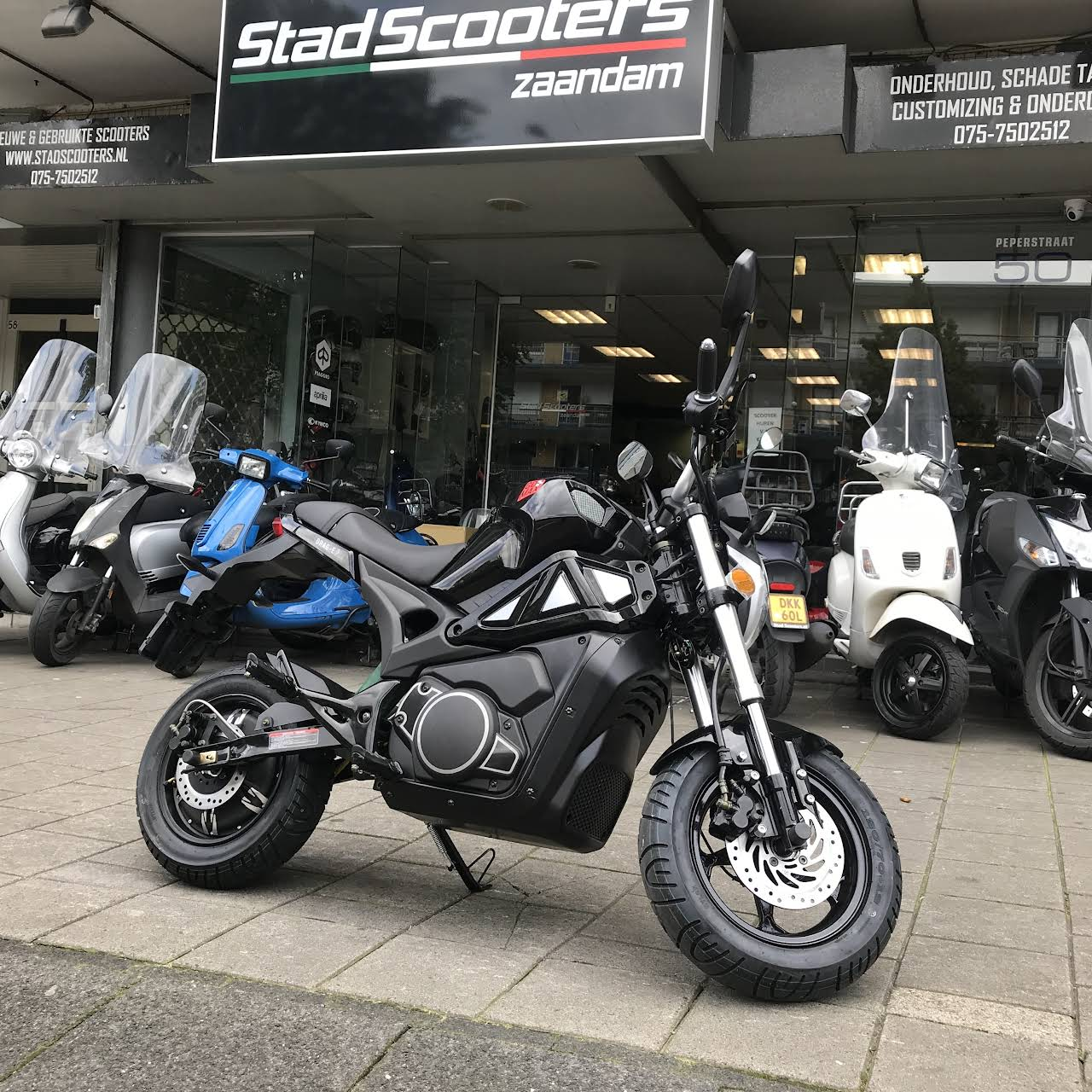 Betere Stadscooters Zaandam - Scooterwinkel in Zaandam NP-87