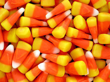Halloween Crispy Treats In A Jar Recipe