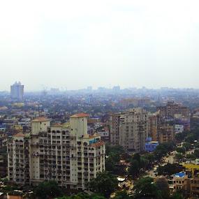 KOLKATA by Amit Sen - City,  Street & Park  Skylines