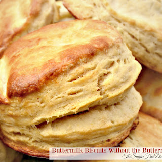 Buttermilk Biscuits Without the Buttermilk