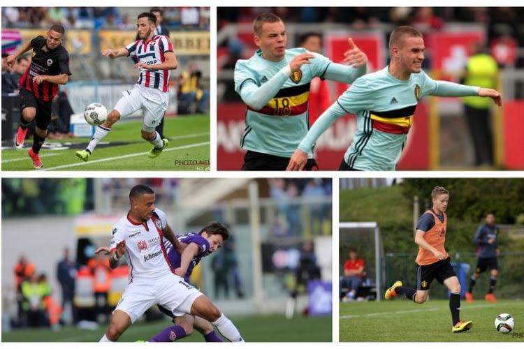 Vier Belgische talenten waar we begin 2017 naar uitkeken, hoe ver staan ze een jaar later?