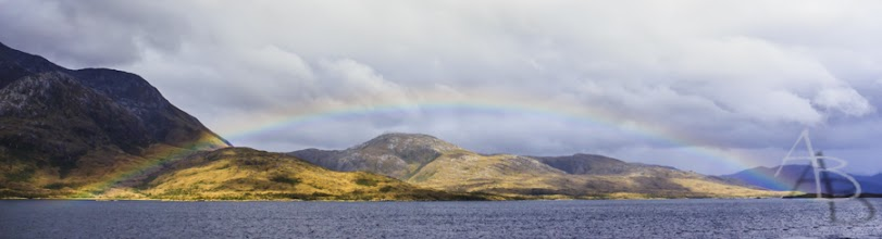 Photo: Flat Rainbow