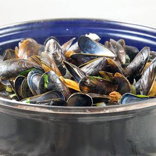 Dutch Mussels.