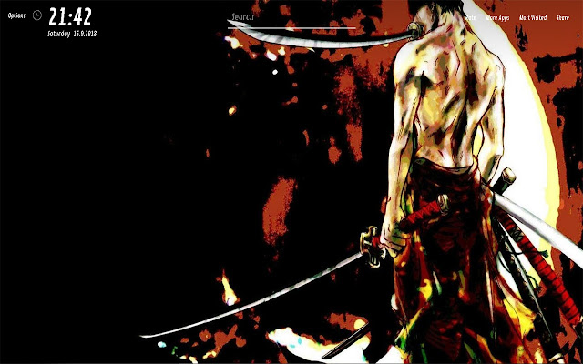 Zoro One Piece Best Wallpapers Hd For Newtab