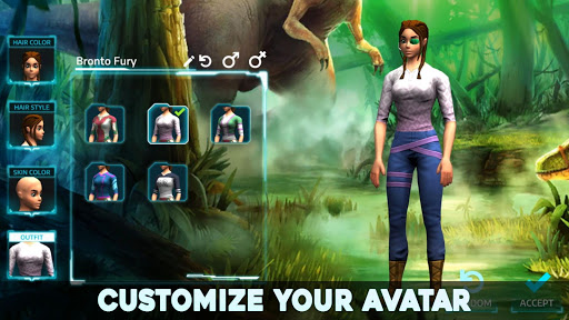 Dino Tamers - Jurassic Riding MMO 2.00 screenshots 14