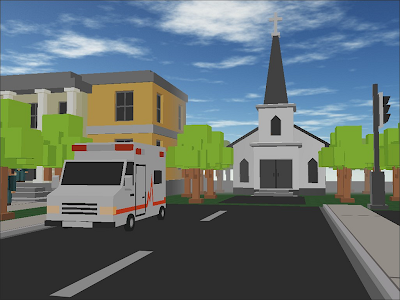 City Bus Craft Simulator screenshot 21