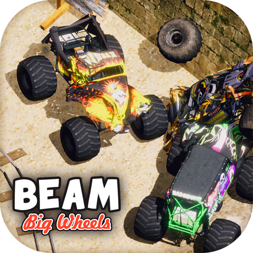 Beam Big Wheels Extreme Destruction 4x4 Derby (Unreleased)