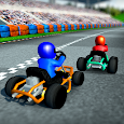 Kart Rush Racing - 3D Online Rival World Tour icon