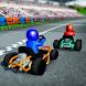 Rush Kart Racing 3D