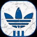 White Blue Sports Theme
