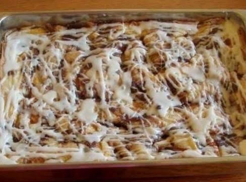 Peach Cake - Delicious Recipe