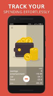 Where's Money? Expenses tracker & cash control - náhled