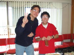 Photo: Choong and Jing