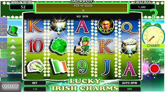 Lucky Rainbow Leprechaun Irish Slots - náhled