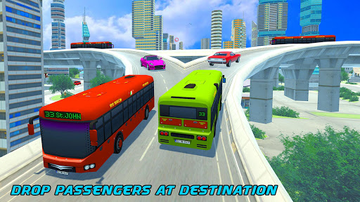 Bus Robot Transforming Game - Passenger Transport 1.1 screenshots 7