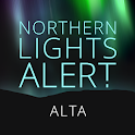 Northern Lights Alert Alta icon