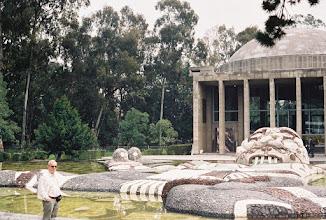 Photo: 1B080003 Meksyk - Ciudad de Mexico - Bóg Wody