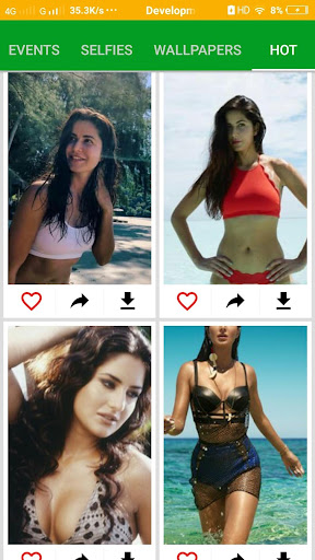 Actress Hot Photos 4.2.1 app download 1