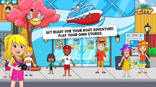 My City : Boat adventures 1