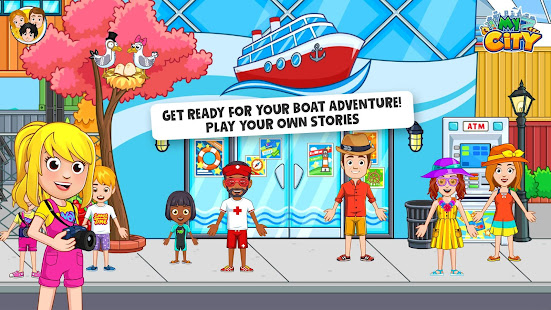 My City : Boat adventures apk