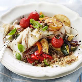 Roasted Provençal Fish