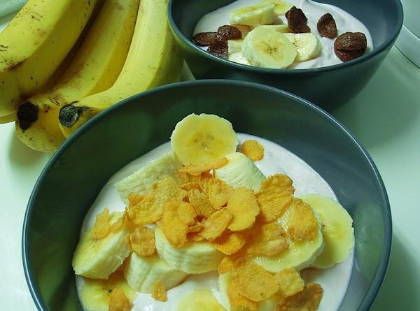 Banana Sunrise Recipe