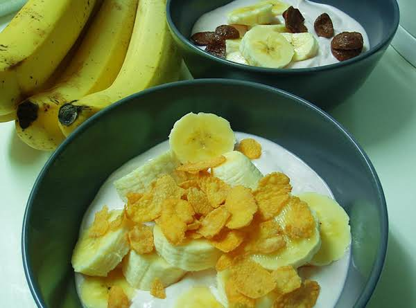 Banana Sunrise Recipe