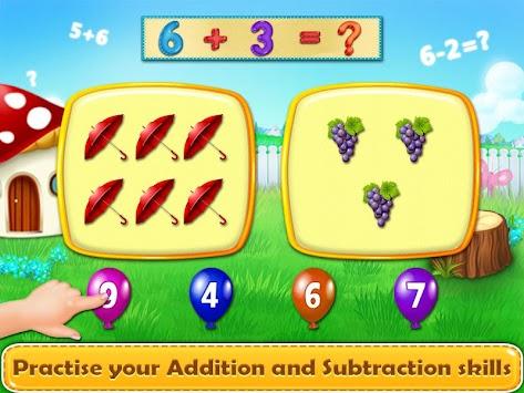 Actividades De Numeros Preescolares Juegos Gratis Para Ninos