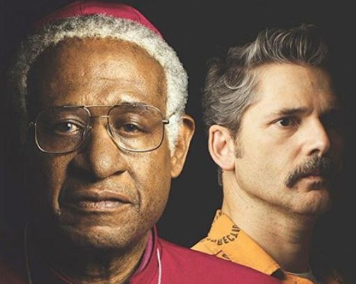 Forest Whitaker plays the role of Desmond Tutu in upcoming thriller The Forgiven.
