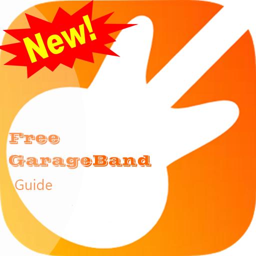 New Guide for GarageBand