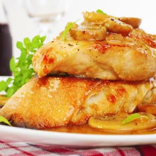 Tender 7-Ingredient Chicken Marsala