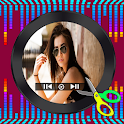 My Photo Music Player - Ringtone maker,mp3 cutter icon