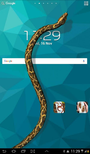 Serpiente en Pantalla de Broma screenshot 5