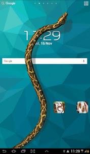 Snake On Screen Hissing Joke 5