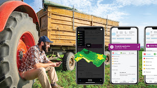 Xarvio™ HEALTHY FIELDS ha sido reconocida como la mejor innovación  en el campo de la Agricultura Digital