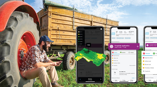 BASF Digital Farming GmbH gana el prestigioso premio Crop Science