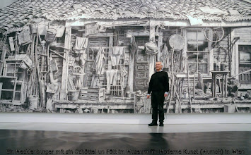 Photo: Mecklenburger mit Schöttel un Pött im Museum für Moderne Kunst (Mumok) in Wien
