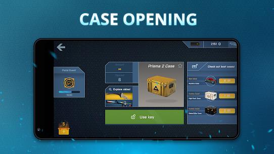 Case Opener Mod Apk – skins simulator with minigames 5