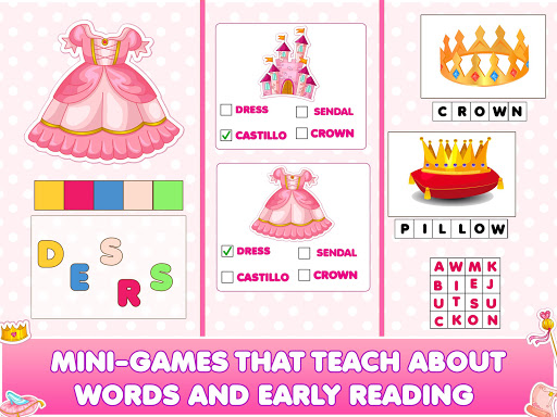 Princess Doll House Cleanup & Decoration Games screenshots 11