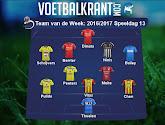 Oostende en STVV goed vertegenwoordigd in Team van de Week