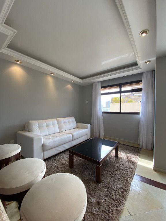 Apartamento com 3 dormitórios para alugar, 166 m² por R$ 4.250,00/mês - Centro - Florianópolis/SC