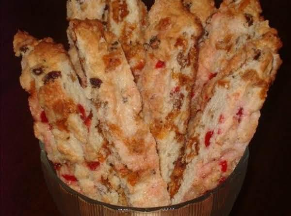 Mandelbread/biscotti Recipe