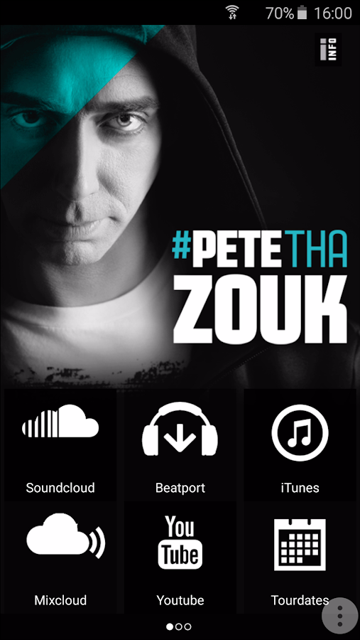 Pete Tha Zouk- screenshot