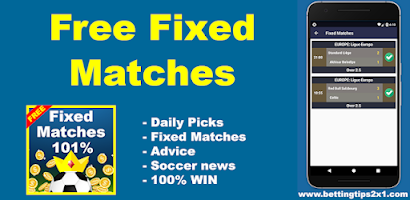 Fixed Matches Tips - Android app on AppBrain